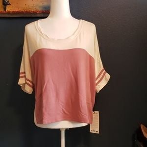 The Laundry Room Team Colorblock Top